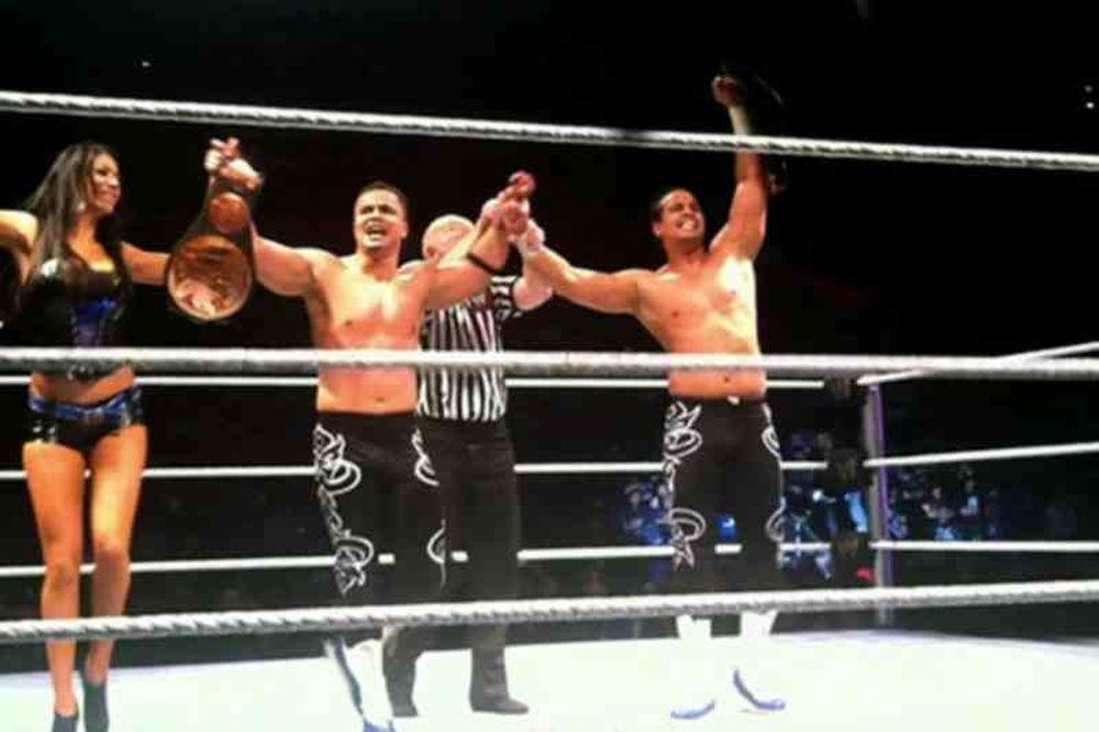 Νέοι πρωταθλητές Tag Team στο WWE