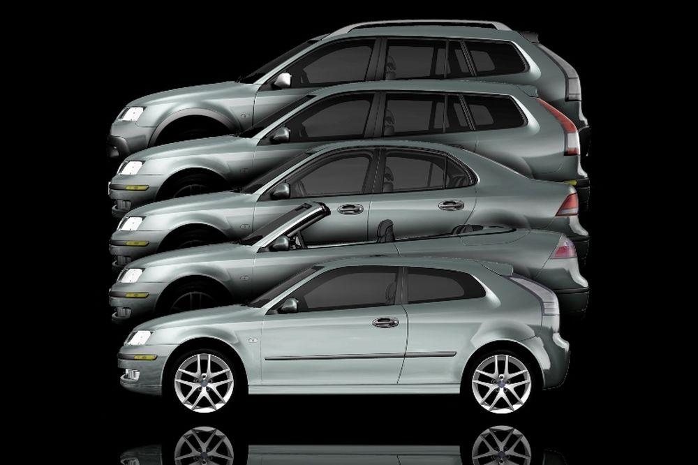 H Saab καταστρέφει τα τελευταία 100 αυτοκίνητα