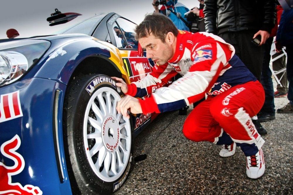 WRC Μόντε Κάρλο: Ο Λεμπ πρώτος στο shakedown