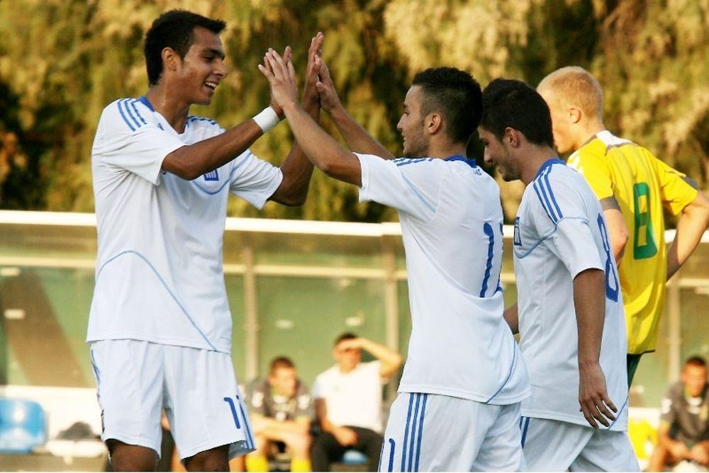 Πρώτη νίκη Παίδων στο «Aegean Cup»
