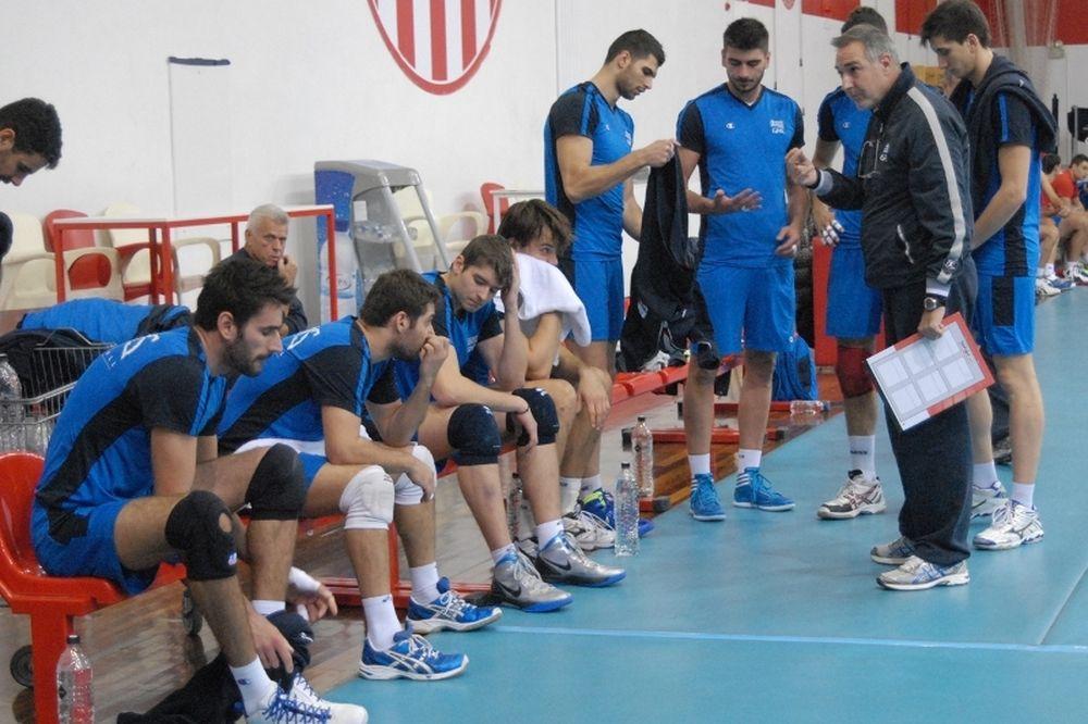 Οι αντίπαλοι της Εθνικής ανδρών στο Ευρωπαϊκό Λιγκ