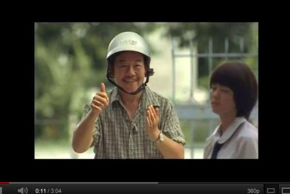 Μια διαφήμιση που αξίζει όσο χίλιες λέξεις (video)