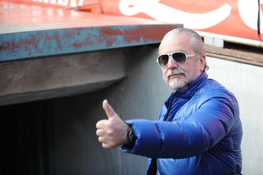 Ντε Λαουρέντις: «Νίκες σε όλα τα ματς»