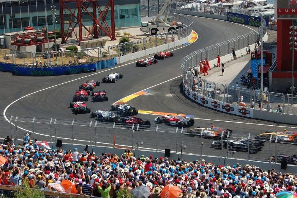 F1: Μείωση του κόστους ζητά η Βαλένθια
