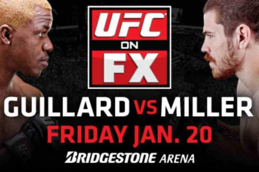 Στην τελική ευθεία το UFC on FX 1
