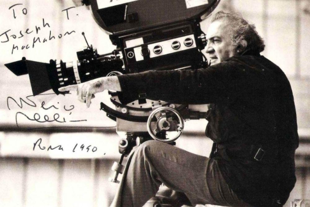 Federico Fellini, o σκηνοθέτης της ψυχής