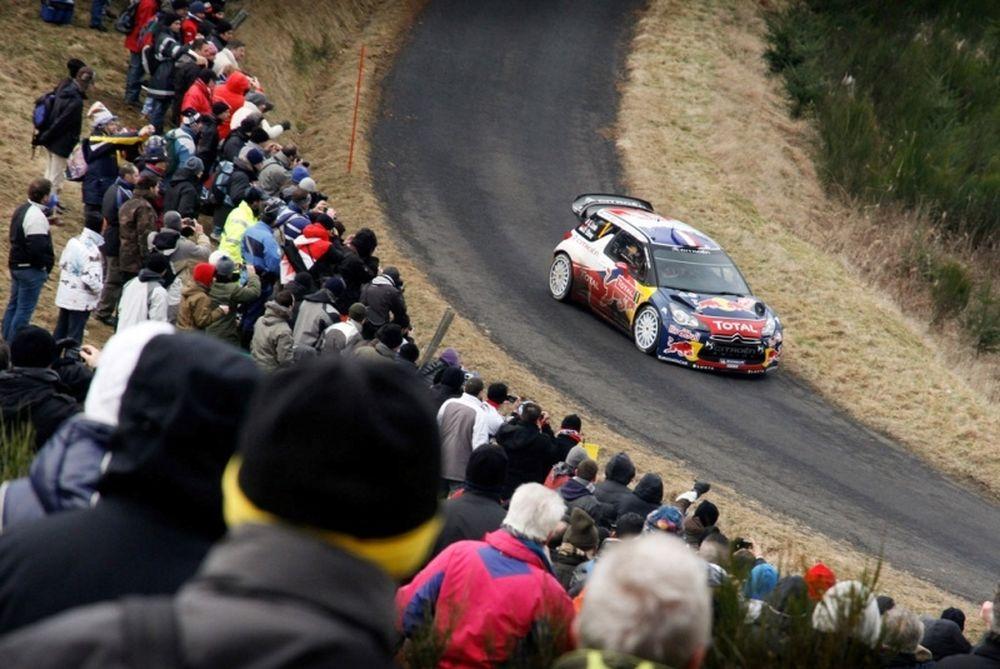 WRC Ράλι Μόντε Κάρλο: Λέμπ και Σόρντο για τις δύο πρώτες θέσεις