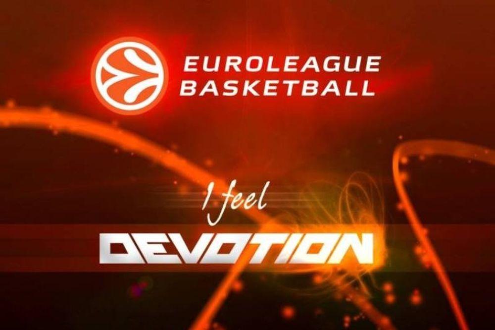 Αλλαγή λόγω ποδοσφαίρου στην Ευρωλίγκα