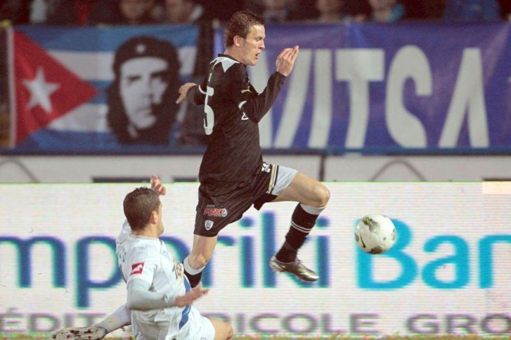 Λαζάρ: «Τίτλο στην πρώτη μου σεζόν με τον ΠΑΟΚ»