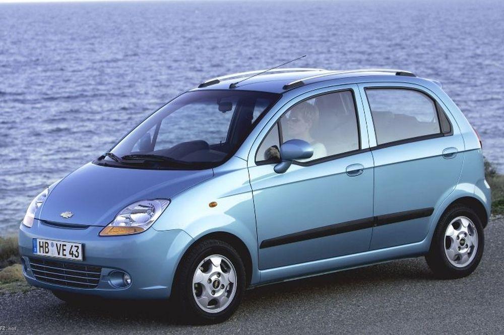 Ανάκληση Chevrolet Matiz για έλεγχο της μονάδας ABS