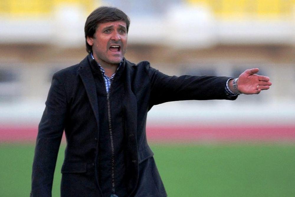 Καραγεωργίου: «Να παίξουμε καλά και να κερδίσουμε την ΑΕΚ»