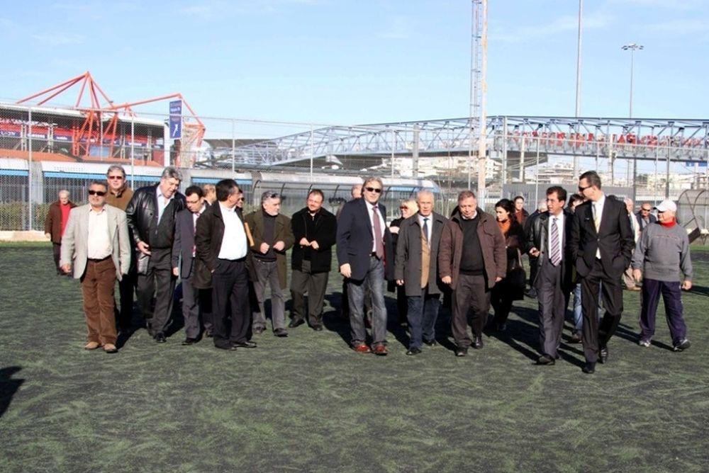 Μπιτσαξής: «Άμεση η ανακατασκευή του ΣΕΦ»