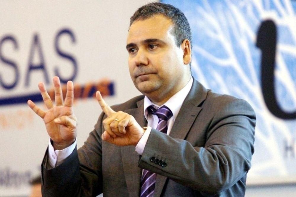 Φλεβαράκης: «Διπλός ο στόχος μας»