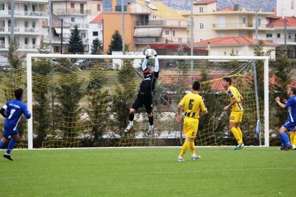 Αστέρας Τρίπολης-ΠΑΣ Γιάννινα 1-1 (Κ20)
