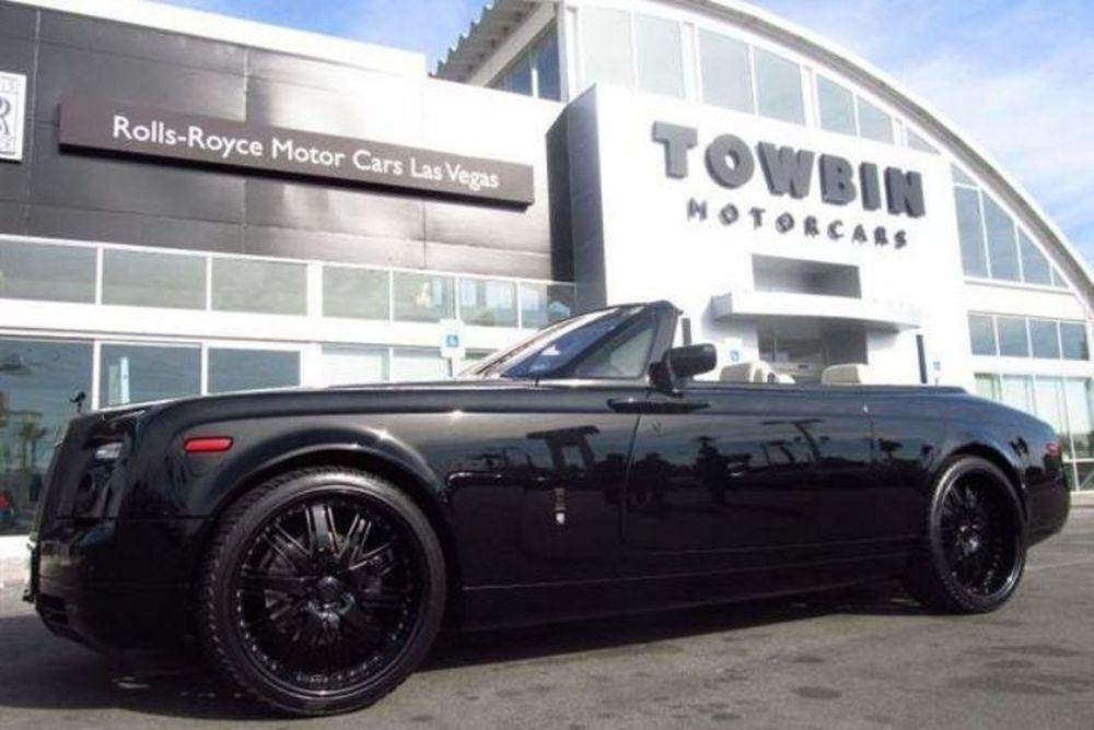 Πωλείται η ανοιχτή Rolls Royce του Ντέιβιντ Μπέκαμ