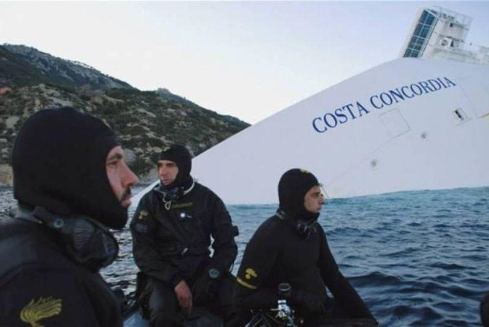 Εντοπίστηκε νεκρή γυναίκα στο Costa Concordia