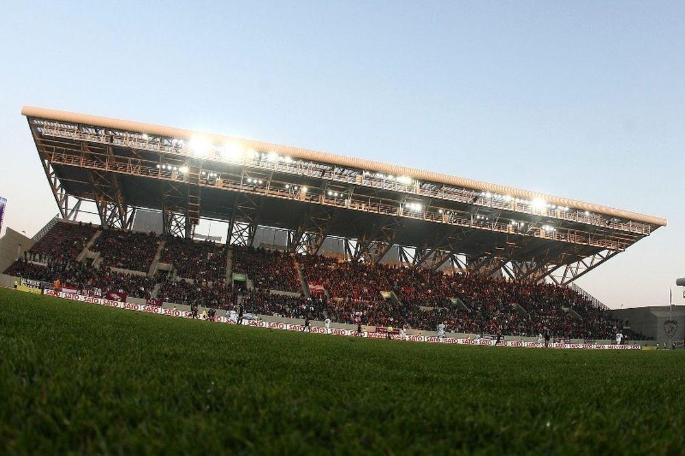 Ώρα… AEL FC ARENA
