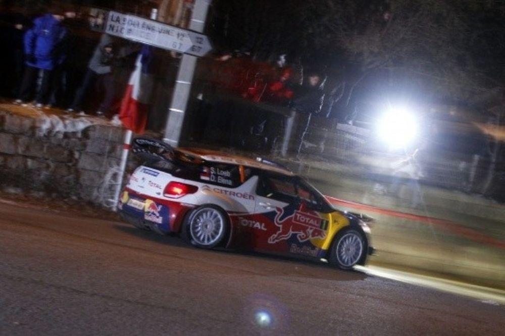 WRC Ράλι Μόντε Κάρλο: Ο Λεμπ νικητής, ο Σόλμπεργκ πρωταγωνιστής
