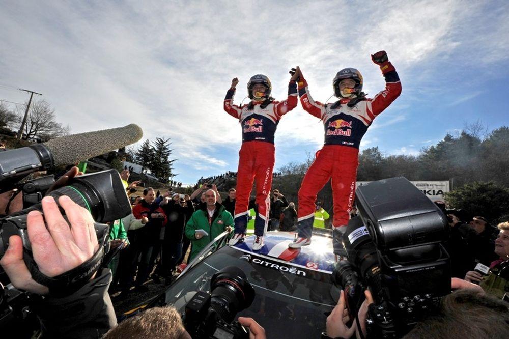 WRC Ράλι Μόντε Κάρλο: Ο Λεμπ ξανά νικητής