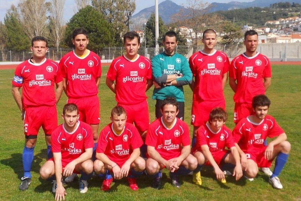 Καρλόβασι-Περιστέρι 2-2