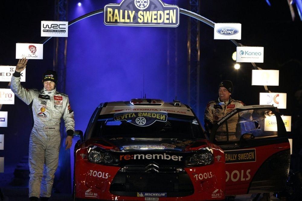 WRC: Κινδυνεύει με αποκλεισμό ο Σόλμπεργκ