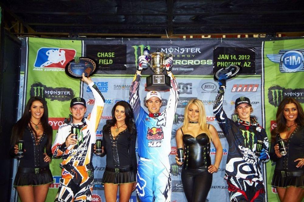 SX: Νίκη για Ντάντζεϊ και KTM στο AMA Supercross