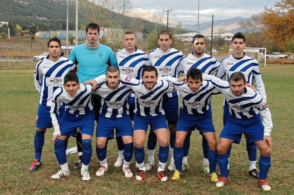 Ορφέας Ελευθερούπολης-Εβρος Σουφλίου 0-0