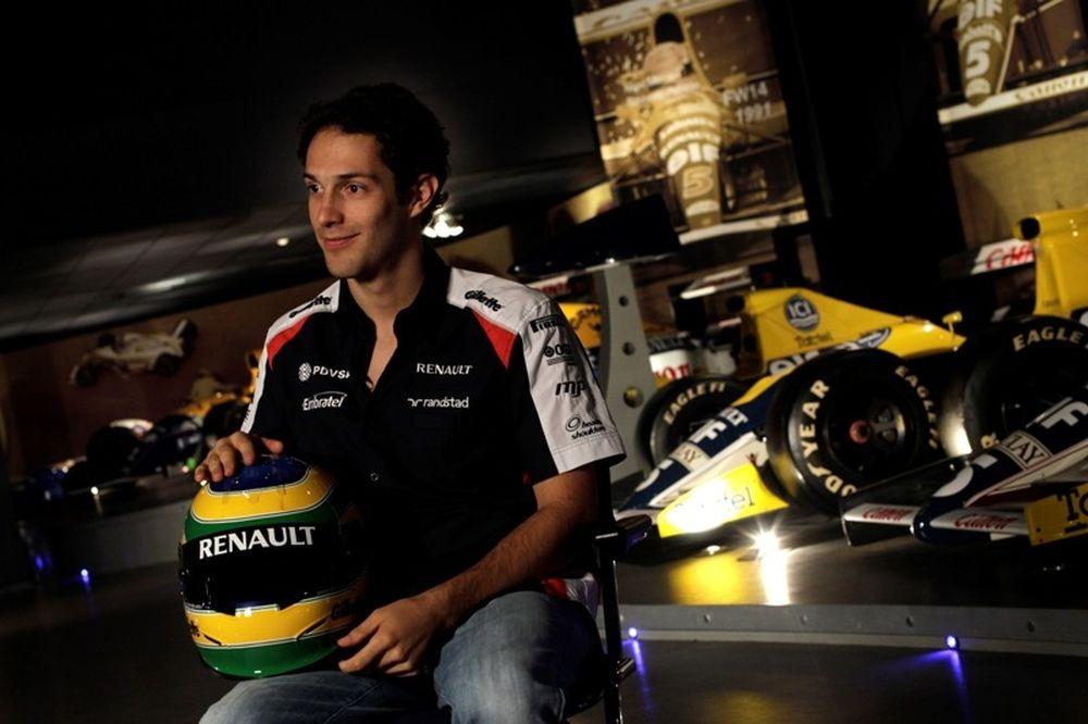F1: Williams και Μπρούνο Σένα