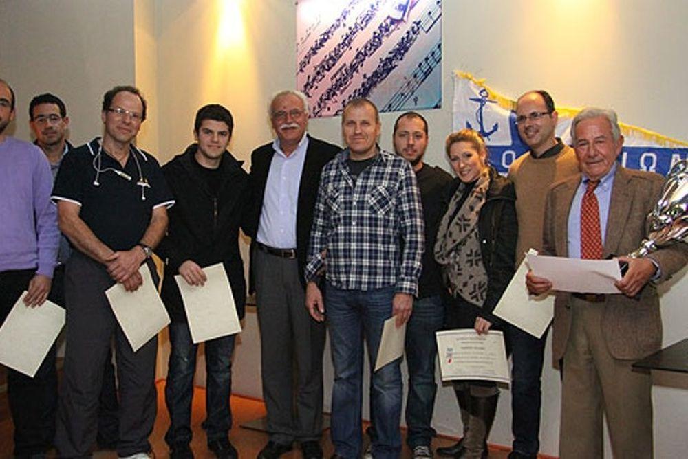 Βραβεία και απονομές στην εκδήλωση των Χανίων