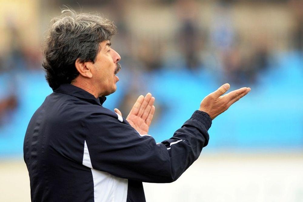 Πετράκης: «Πιστεύω στους παίκτες μου»