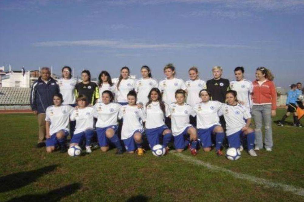 Στηρίζει το γυναικείο ποδόσφαιρο ο Ατρόμητος