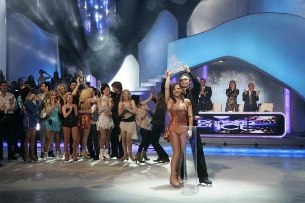 Νικήτρια στο Dancing on Ice: Η Ιωάννα Πηλιχού