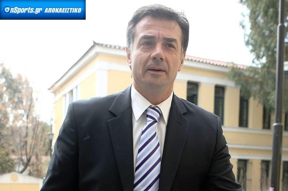Βασσάρας: «Εύχομαι η ελληνική διαιτησία να σταθεί στο ύψος της»
