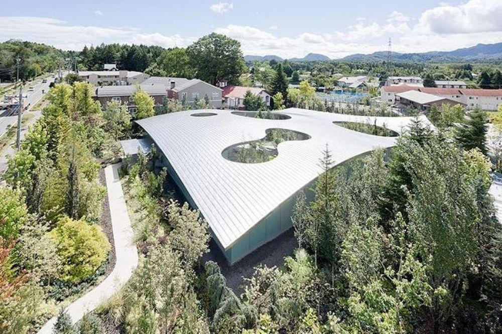 Ένα μουσείο… science fiction