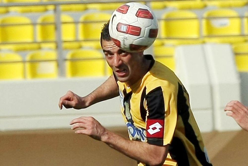 Παίκτης του Ρούβα ο Ρουμπάκης!