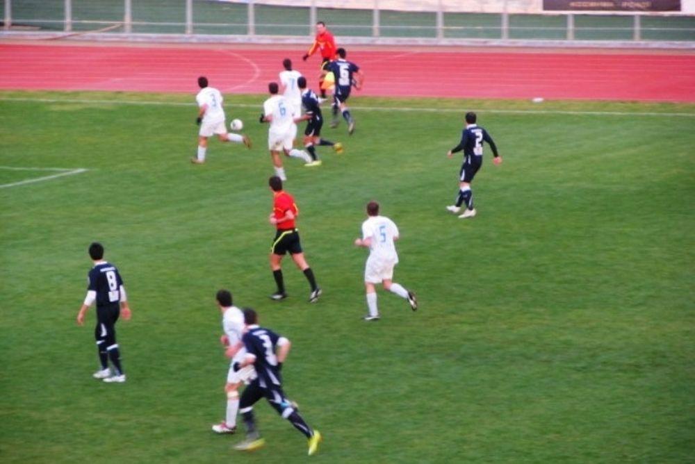 Μανδραϊκός – Πανελευσινιακός 3-0