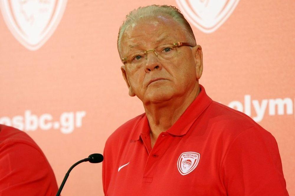Ίβκοβιτς: «Ο Ολυμπιακός παίζει πάντα για να κερδίζει»