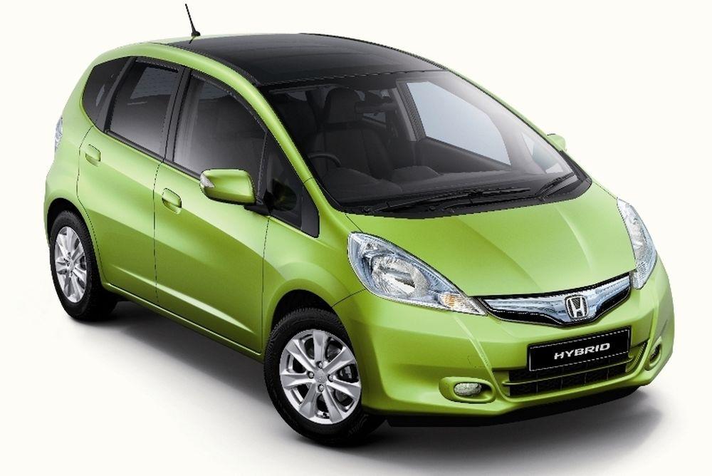 Οι πωλήσεις των υβριδικών Honda