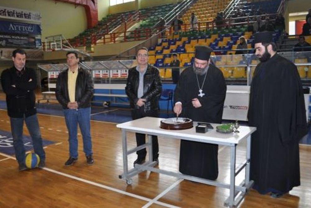 Έκοψε την πίτα του ο ΑΓΟΡ (photos)