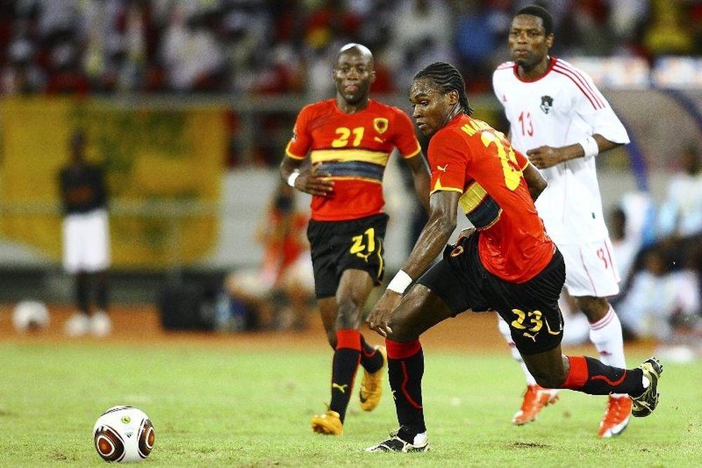 Δεν αρκούσε ο Μανούτσο για Ανγκόλα