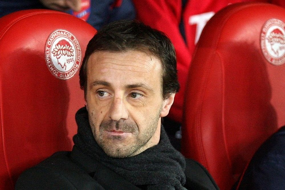 Μάντζιος: «Χωρίς άγχος για τη νίκη με Κέρκυρα»