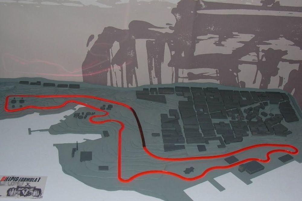 Formula 1 στο… Κερατσίνι