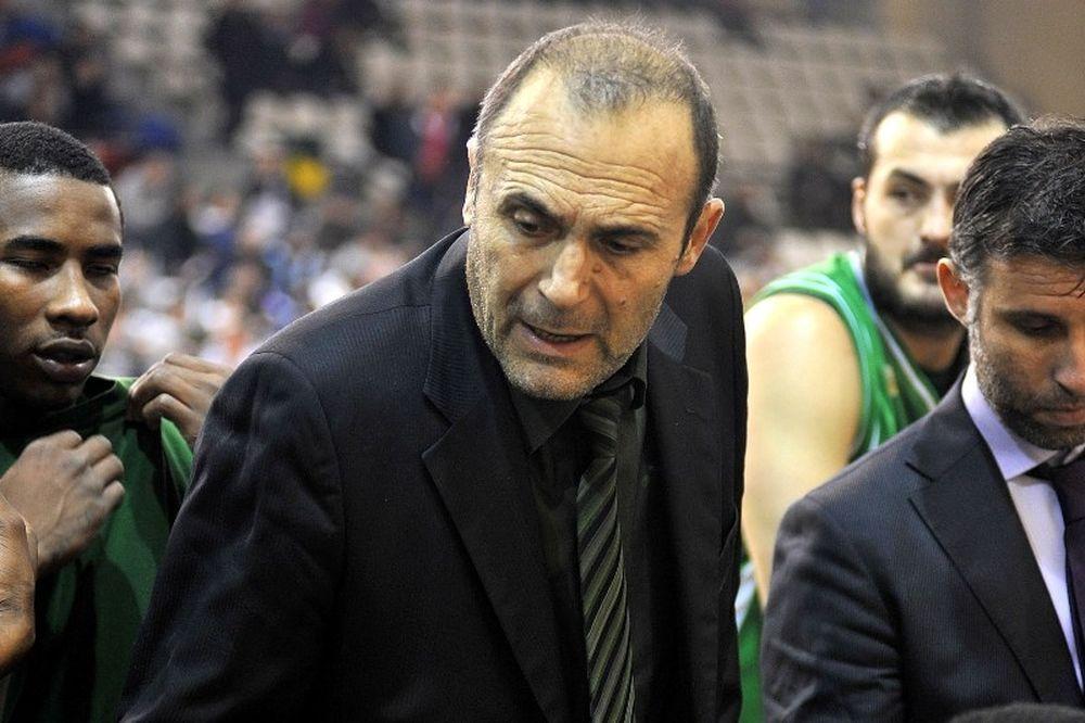 Καλαφατάκης: «Στόχος μας είναι η νίκη»