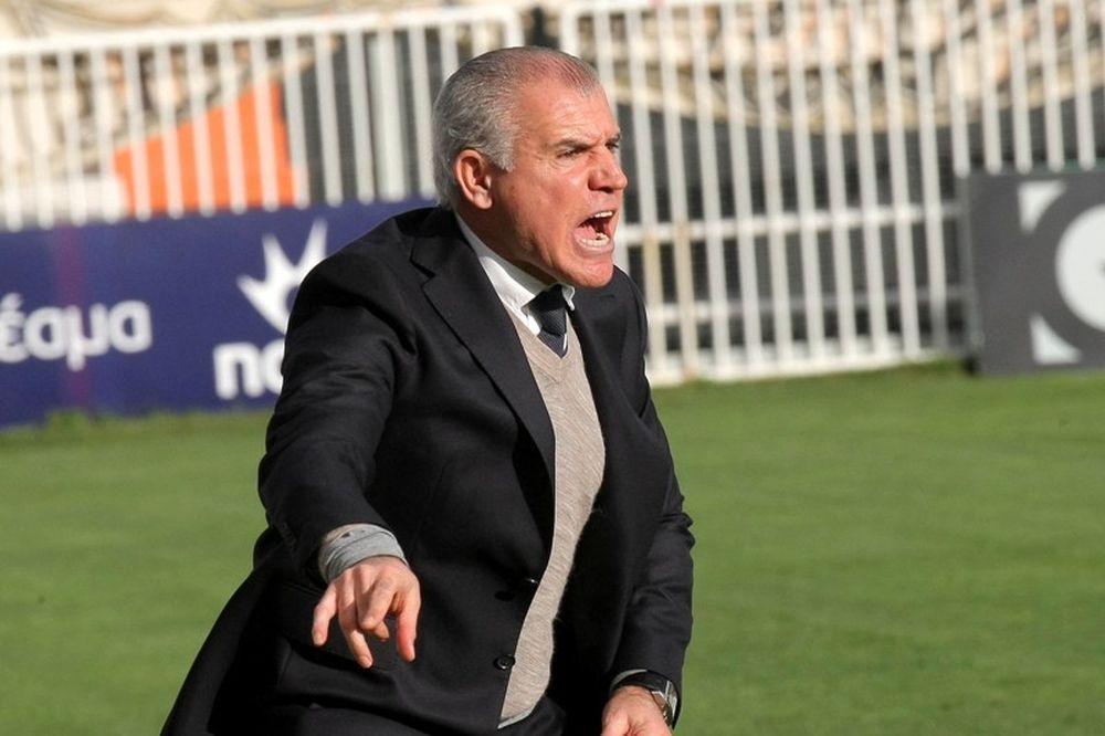 Αναστόπουλος: «Δεν αλλάζει ο στόχος»