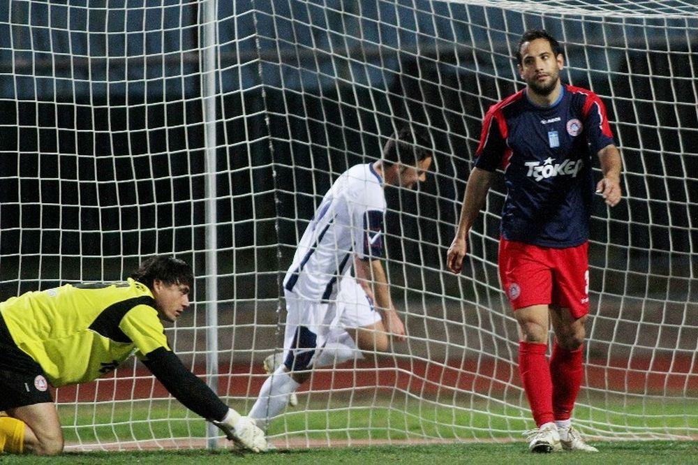 Σακελλαρίου: «Τα γκολ δίνουν τους βαθμούς»