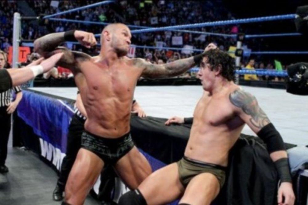 H επιστροφή του «Viper» στο SmackDown