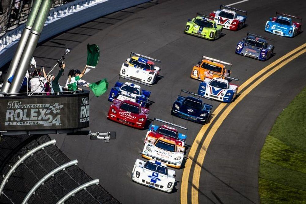 Οι 24 ώρες της Daytona