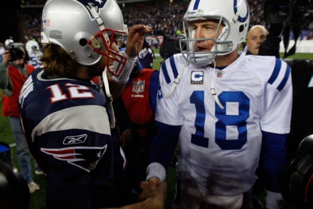 SUPER BOWL XLVI: Manning vs Brady