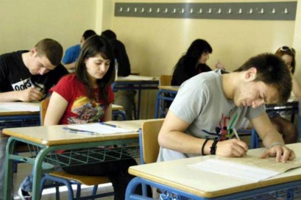 Στις 21 Μαΐου αρχίζουν οι Πανελλαδικές εξετάσεις