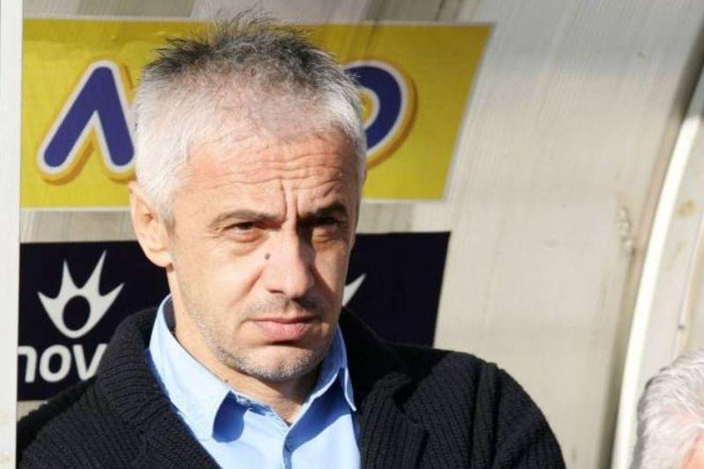 Χαραλαμπίδης: «Δεν είχαμε την τύχη με το μέρος μας»